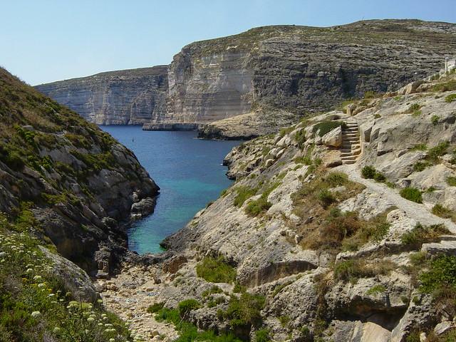 """""""Go hiking in Malta in Gozo"""""""