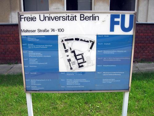unis berlin