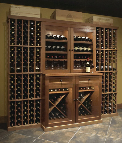 wine cellar storage racks modular wine cabinets flickr photo sharing. Black Bedroom Furniture Sets. Home Design Ideas