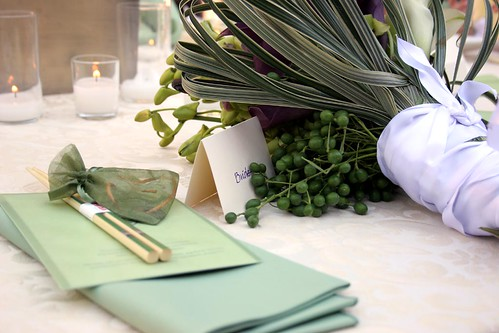 Outdoor Wedding Decorations: Linens