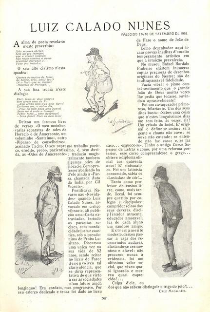 Ilustração Portuguesa, September 23 1922 - 20