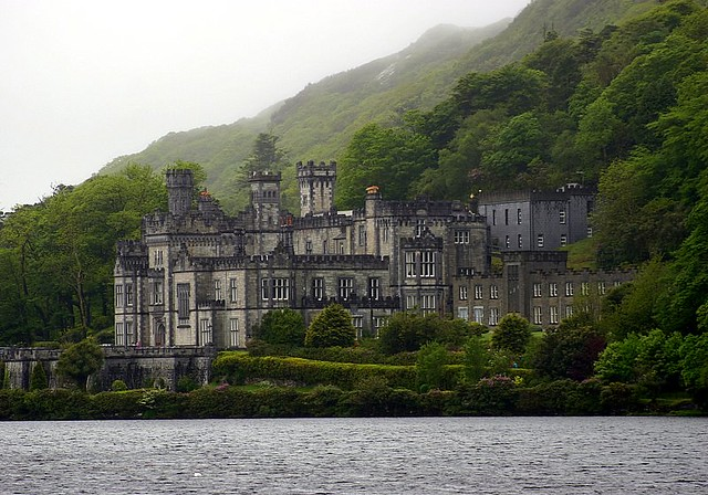 Kylemore Abbey, Connemara - Ireland