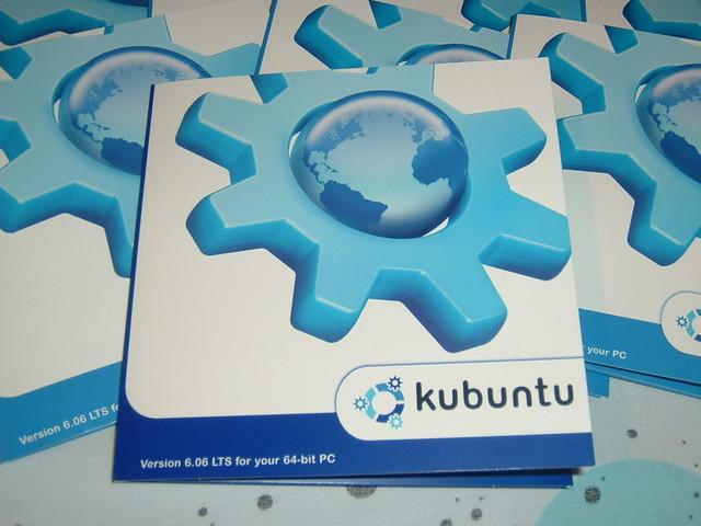 Kubuntu, KDE, Ubuntu