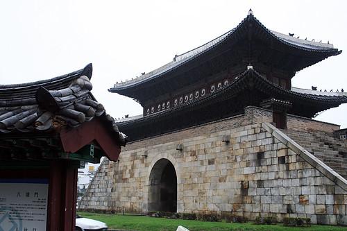 Janganmun (Gate) [Hwaseong Fortress / Suwon-si]