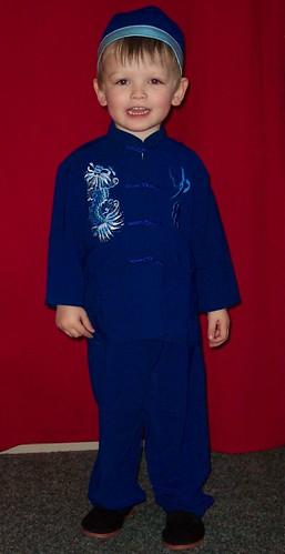 Kung Fu Boy
