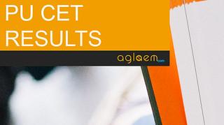 PU CET (UG) Result 2016 and Merit List