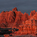 Badlands at Sunrise by bengalsfan1973