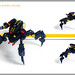 Blacktron 1 - Spider drone by Brixnspace