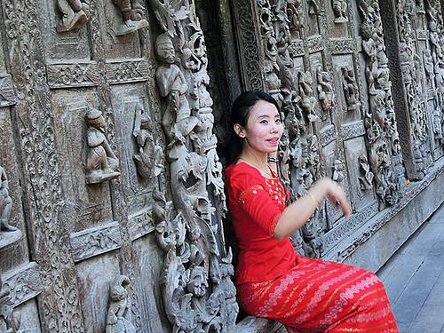 Myanmar: Mandalaj (Mandalay) aneb Putování za mandalajskou esencí bytí