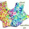 #Libadi Stoffslipeinlagen #superdünn #clothpads