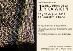 mujeres wichi