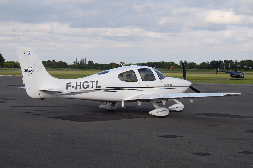 F-HGTL - SR20 - Not Available
