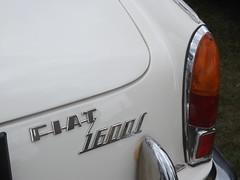 Fiat 1600 S Cabrio (1963) with OSCA engine