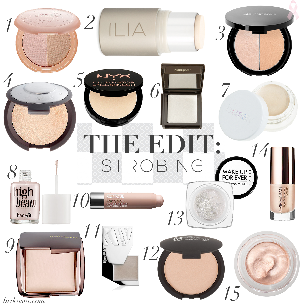 strobing, highlighting, illuminating, strobing beauty trend, 2015 beauty trends, how to strobe makeup, what is strobing highlighting
