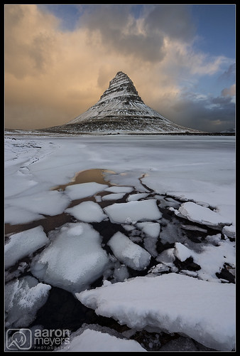 winter sky mountain snow reflection ice nature beauty sunrise landscape march iceland nikon witch scenic kirkjufell d800 2015 snaefellsnes snuffaluffagus nikond800 snã¦fellsnes grundarfjã¶rã°ur aaronmeyersphotography kirkjufellmountain snã¦fellsnespenninsula