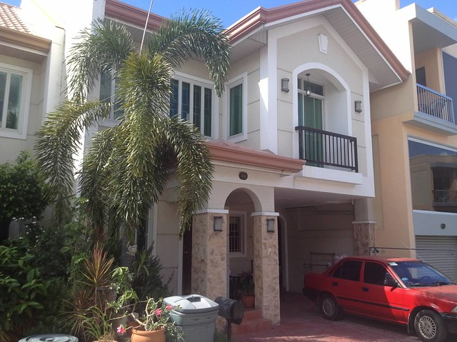 House for Sale Angeles City Balibago Waterstone Villa Ref# 0000692