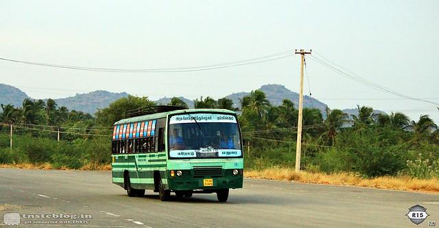 TN45 N 3378 Kum/Karur-2 Erode - Karur - Madurai
