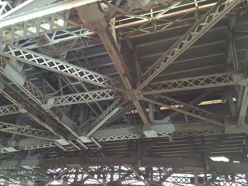 Belly of Ohio Bridge (?)