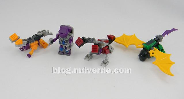 Transformers Abominus Kre-O - modo alterno