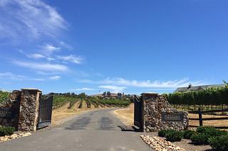 Merriam Vineyards - Gates