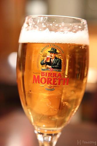 Venezia : Birra Moretti