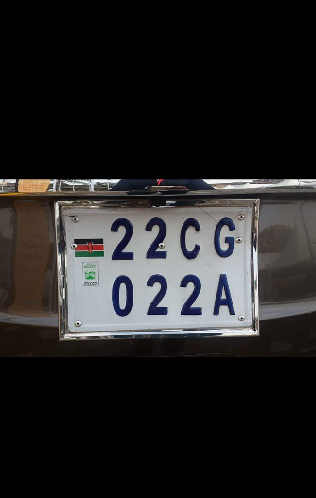 New Number Plates for Kenya - Page 3 - SkyscraperCity