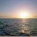 Sunset, St Lucia by James Tebbutt