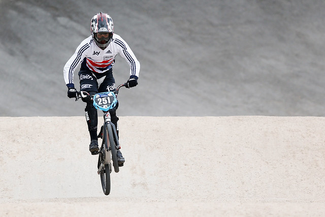 2015 UCI BMX World Championships - Time trials