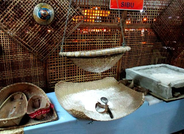Melanau Association's booth 3