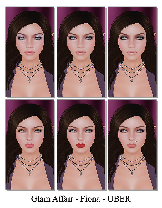 Glam Affair - Fiona - UBER