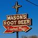 Mason's Root Beer, Washington, IN by Robby Virus