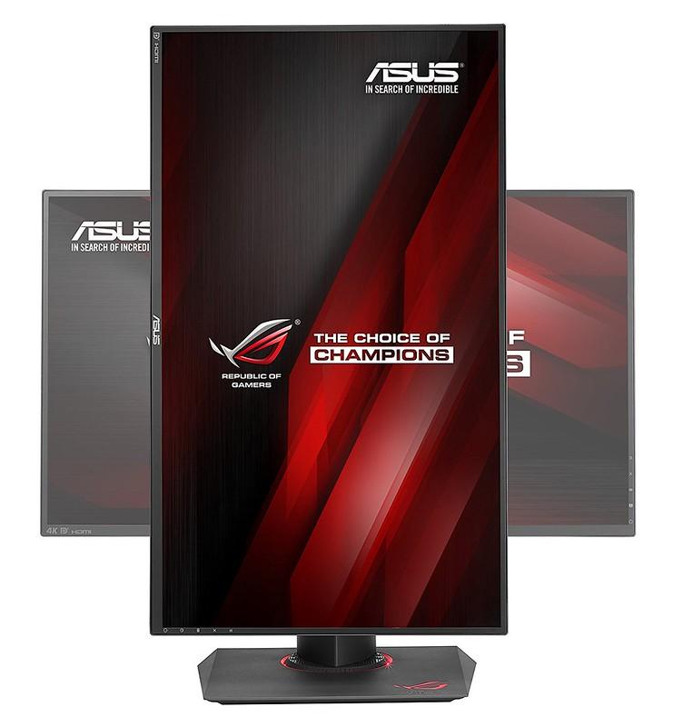 Asus ROG SWIFT PG279Q 27 WQHD IPS 2560X1440 NVIDIA G-Sync Gaming Monitor 165Hz 889349143674 | eBay