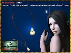 Bliensen - Anglerfish - Tiara