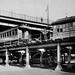 NW to NYW&B-3AV EL Connection ramps-Willis Ave-1919 by RAIL TRANSIT HISTORIAN PHOTO ALBUMS