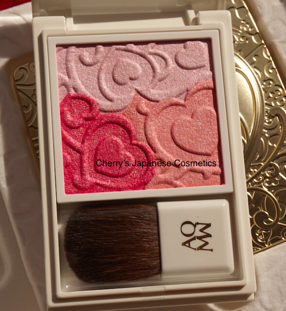 AQMW Makeup Coffret 4