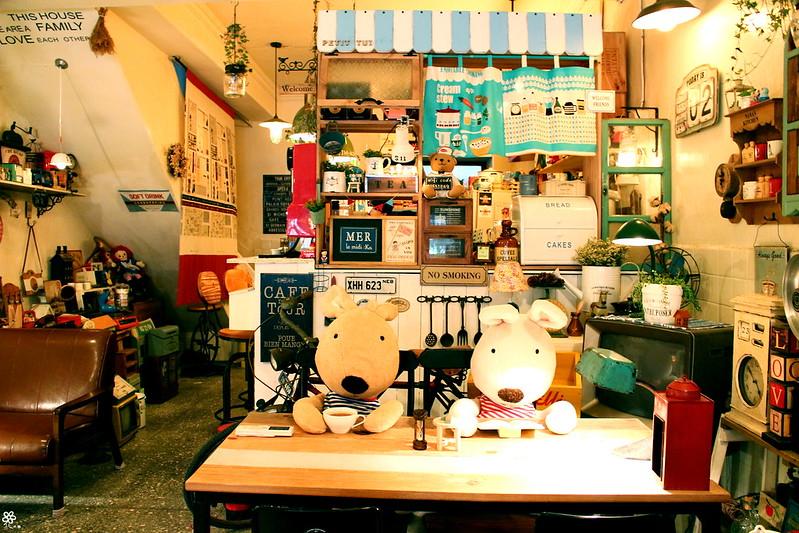Petit Tuz小兔子鄉村輕食雜貨鋪板橋 (8)