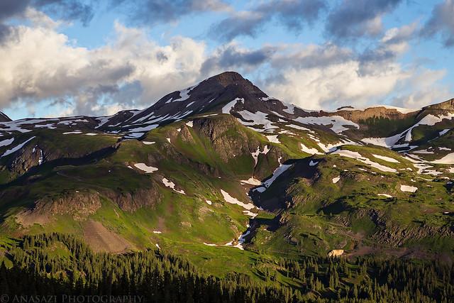Trico Peak