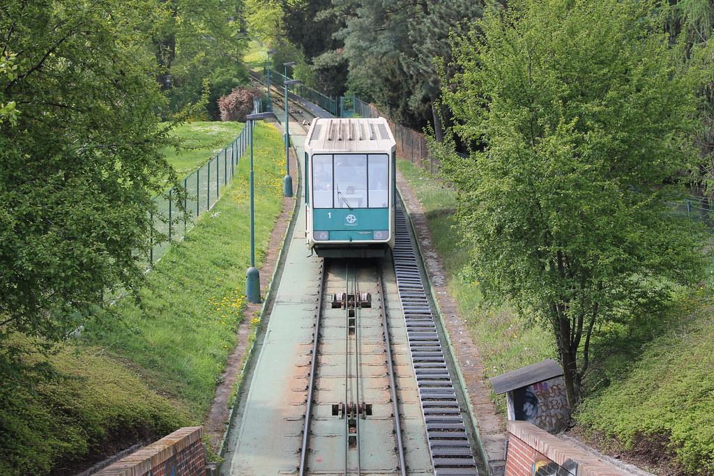 Petřín Funicular