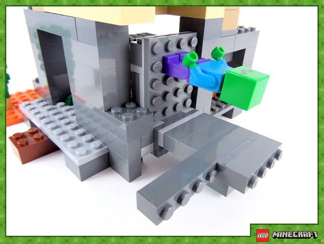 Review - 21119 LEGO Minecraft The Dungeon από EUROBRICKS 19243382184_802e510ba8_z