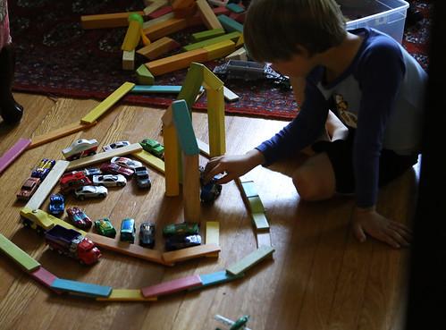 Intermodal Play