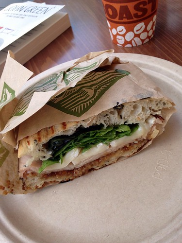 Turkey & Brie Sandwich