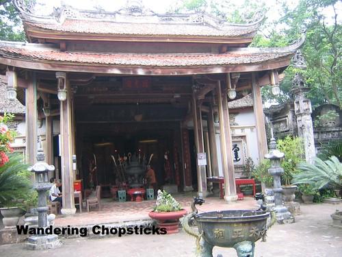 Tien Dung Chu Dong Tu Temple - Binh Minh - Vietnam 2