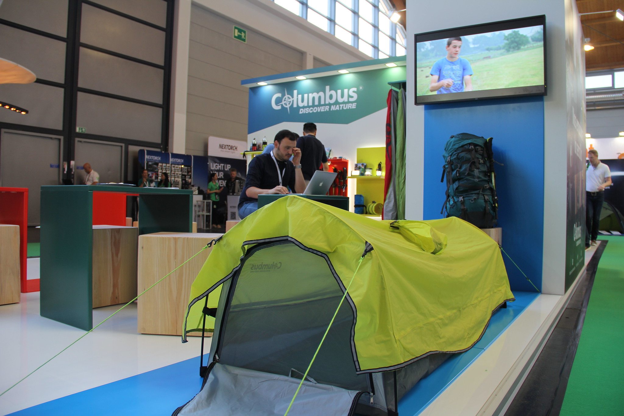 Columbus Feria Outdoor 2015