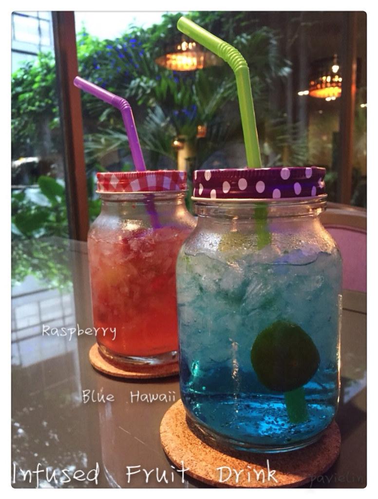Infused Fruit Drink at The Bloom Ambassador Hotel Bangkok Sukhumvit Soi 11