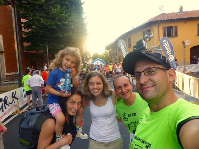 Cinque Mulini By Night in San Vittore