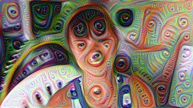 Deep Dream Dreamscope