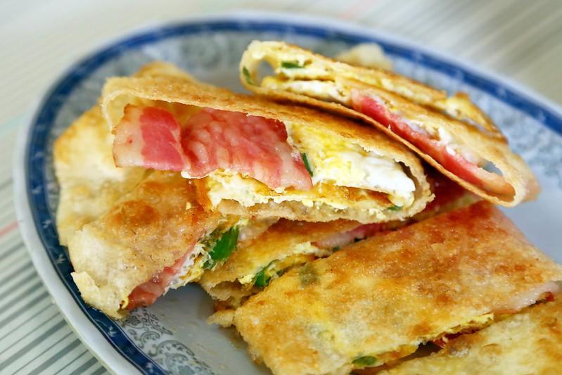 三重早餐,三重蛋餅,台北蛋餅 @陳小可的吃喝玩樂