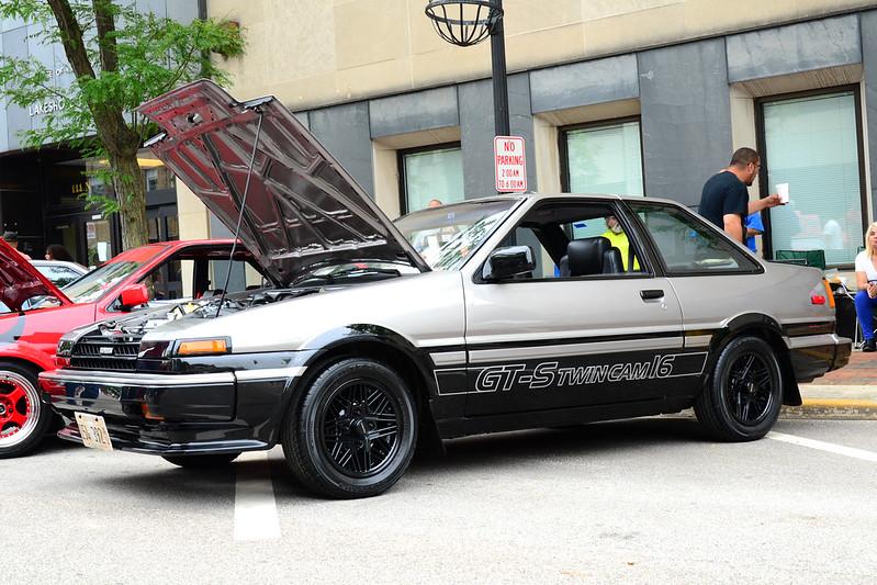 AE86 GTS