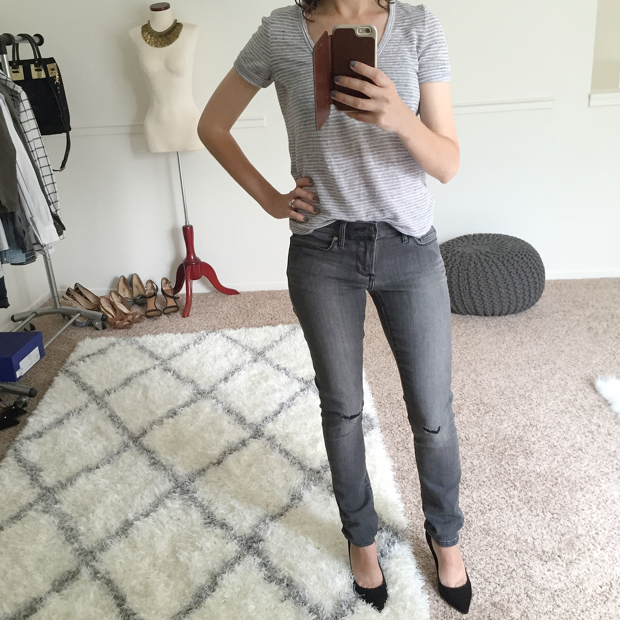 Fit Review Friday - Banana Republic Petite Fall Arrivals ...