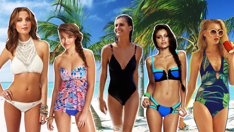 Top 5 Swimsuits, Enn Franco Says, Fashion Blog, Summer wear